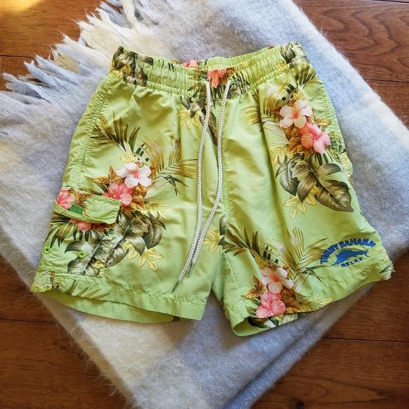 b840858b87 Tommy Bahama Swim | Relax Hawaiian Board Shorts | Poshmark